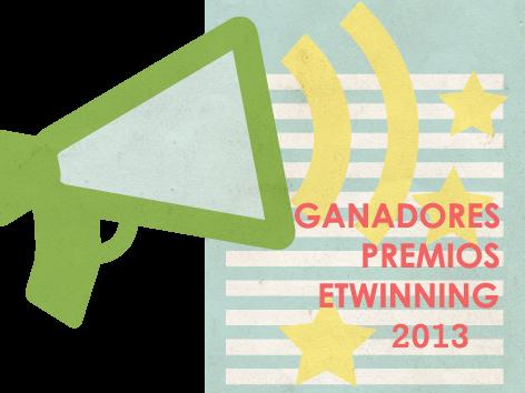 Logo Ganadores etwinning 2013